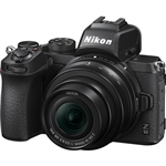 Nikon Z50 Mirrorless Digital Camera with 16-50mm Lens