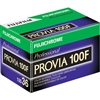 FUJIFILM Fujichrome Provia 100F Professional RDP-III Color Transparency Film (35mm, 36 Exp)