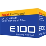 Kodak Professional Ektachrome E100 Color Transparency Film (35mm Roll Film, 36 Exposures)