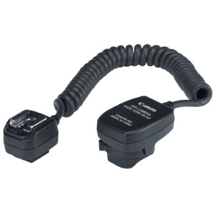 Canon OC-E3 Off Camera Shoe Cord