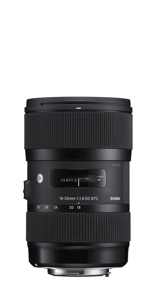 Sigma 18-35mm f1.8 DC HSM (Sony)