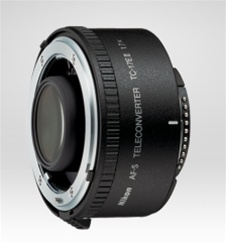 Nikon TC-17E II 1.7x Teleconverter for AF-S and AF-1 Lenses