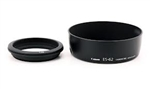 Canon ES-62 Lens Hood with Hood Adapter for EF 50mm f/1.8 II Lens