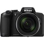 Nikon COOLPIX B600 Digital Camera (Black)