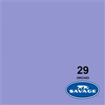 "Savage Widetone Seamless Background Paper (107"" x 12yd, #29 Orchid)"