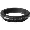 Nikon Diopter +2.0 for N8008, N90, N90s and F100 Cameras