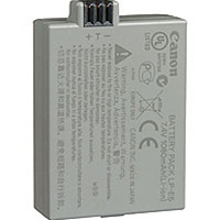 Canon LP-E5 Lithium-Ion Battery Pack (7.4v, 1080mAh)
