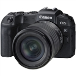 Canon EOS RP Mirrorless Digital Camera with 24-105mm Lens