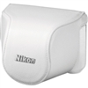 Nikon Leather Body Case Set (White)