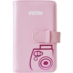 Fujifilm Mini Series Wallet Album (Pink)