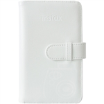 Fujifilm Mini Series Wallet Album (White)