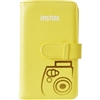 Fujifilm Mini Series Wallet Album (Yellow)