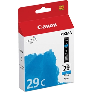 Canon PGI-29C Cyan Ink Cartridge