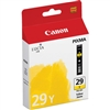Canon PGI-29Y Yellow Jaune Ink Cartridge