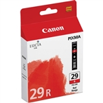 Canon PGI-29R Red Rouge Ink Cartridge