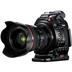 Canon C100 Cinema EOS Dual-Pixel CMOS AF Camera with EF 24-105mm f4L Kit