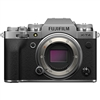 FUJIFILM X-T4 Mirrorless Digital Camera Silver