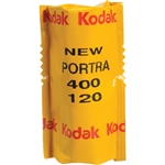 Kodak Professional Portra 400 Color Negative Film (120 Roll Film)
