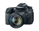 Canon EOS 70D DSLR Camera with EF-S 18-135mm Lens Special