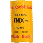Kodak Professional T-Max 100 Black and White Negative Film (120 Roll Film)