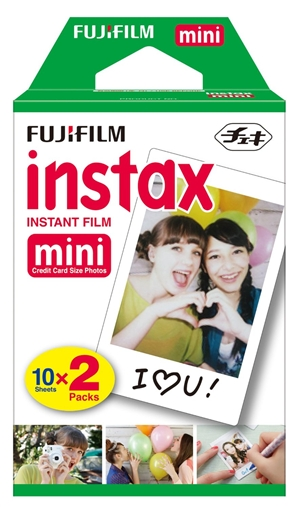 Fujifilm Instax Mini Instant Film (2 Pack)