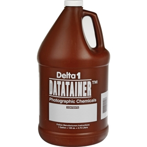 Delta 1 Datatainer Chemical Storage Bottle 128-oz (1gal)