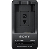 Sony BC-TRW W Series Battery Charger (Black)