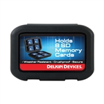Delkin Devices Water-Resistant Case for 8 SD Memory Cards