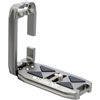 3 Legged Thing Ellie-G Universal L-Bracket (Metallic Slate Gray)