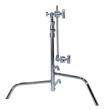 "C STAND 20"" BASE,EXT.ARM W/GRIP HEAD"