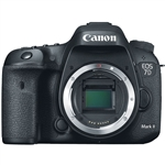 Canon EOS 7D Mark II camera body
