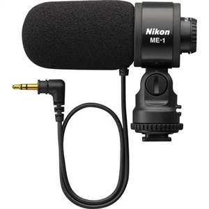Nikon ME-1 DLSR Stereo Microphone