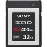 Sony 32GB G Series XQD Format Version 2 Memory Card