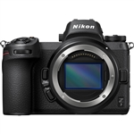 Nikon Z 7 Mirrorless Digital Camera with FTZ Adapter
