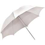 Impact Umbrella - White Translucent 43in