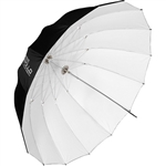 Westcott Apollo Deep White Umbrella 43in