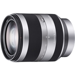 Sony 18-200mm f/3.5-6.3 OSS E-Mount Zoom Lens for NEX Camera (Silver)