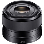Sony E 35mm f/1.8 OSS Lens