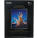 Epson Ultra Premium Luster Photo Paper for Inkjet 8.5x11 (50 sheets)