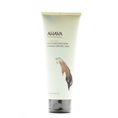 AHAVA Deadsea Mud Gentle Body Exfoliator 200ml / 6.8oz
