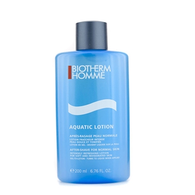 Biotherm Homme Aquatic Lotion After-Shave For Normal Skin...