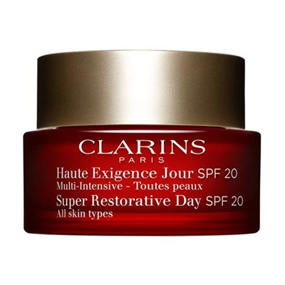 Clarins Super Restorative Day Cream SPF 20 1.7oz / 50ml