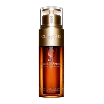Clarins Double Serum Hydric + Lipidic System Complete Age...