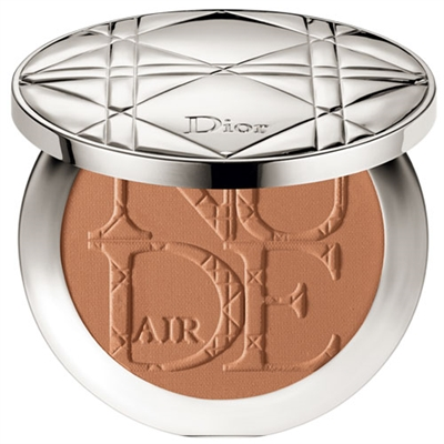 Christian Dior 004 Spicy Nude Air Tan Powder with Kabuki Brush (004 Spicy)