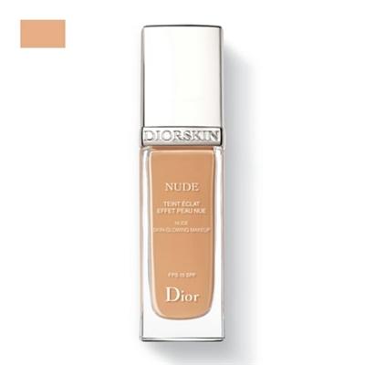 Christian Dior Diorskin Nude Skin Glowing Makeup SPF 15 0...
