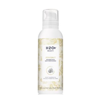 H2O Plus Sea Salt Mousse To Oil Body Moisturizer 5oz / 147ml
