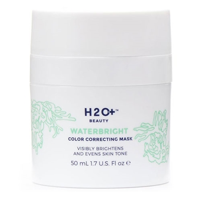 H2O Plus Waterbright Color Correcting Mask 1.7oz / 50ml