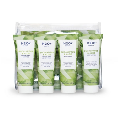 H2O Plus Travel Friendly Eucalyptus and Aloe Favorites 4 ...