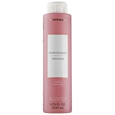 KORRES Pomegranate Toner Oily - Combination Skin 6.76oz /...