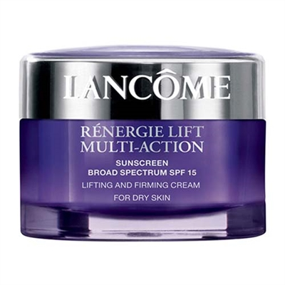 Lancome Renergie Lift Multi Action Cream SPF15 for Dry Sk...